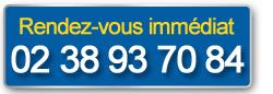 Rendez-vous par téléphone 02 38 93 70 84